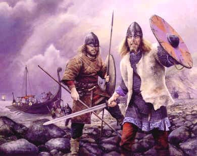 Pictures Of Vikings. The Viking Myth « Bits #39;n#39;