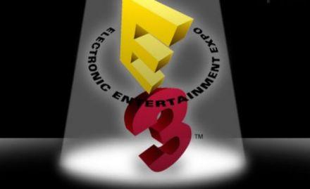 E3 Show Logo
