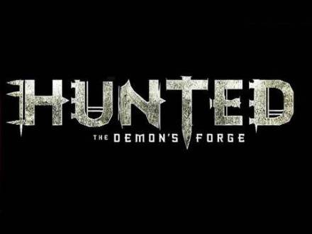 Hunted: The Demon's Forge Logo