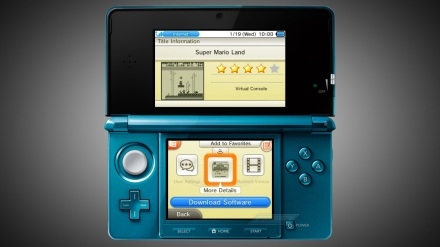 Nintendo 3DS eShop north american downloads - us - 3ds - wii