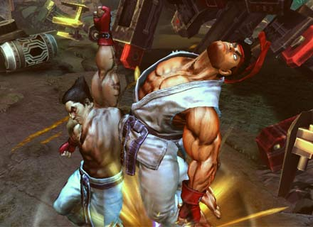 Gamescom 2011: Street Fighter X Tekken