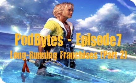 PodBytes - Long Running Video Game Franchises