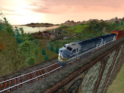 Summer Overlord: Railroad Tycoon 3 « Bits 'n' Bytes Gaming ...