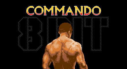 8-Bit Commando review
